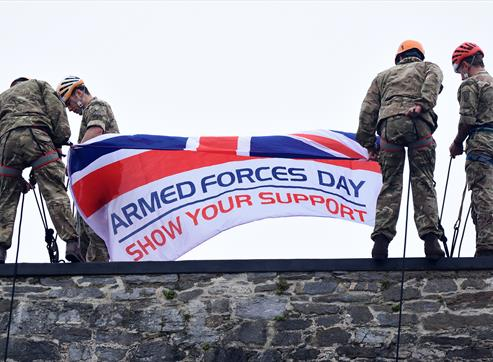 Plymouth Armed Forces Day