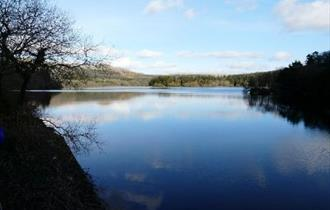 Burrator Reservoir