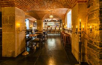 The Cellar Bar at Custom House