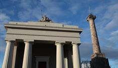 Devonport Guildhall & Column