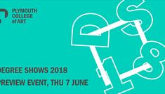 Degree Shows 2018