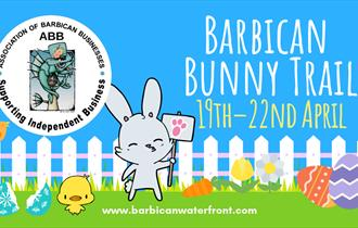 Barbican Bunny Trail - Easter 2019