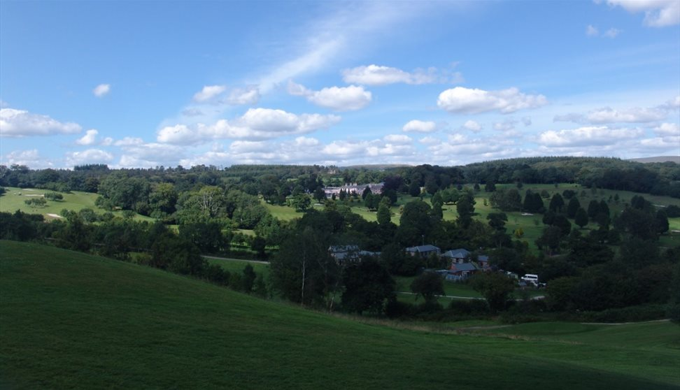 Elfordleigh Hotel, Golf and Leisure