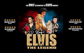 JD King's Elvis The Legend