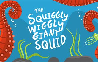 The Squiggly Wiggly Giant Squid