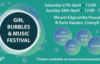 Gin, Bubbles and Music Festival