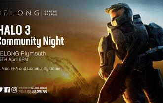Halo 3 Tournament and Community Meet Up