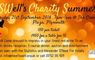 HeartSWell Charity Summer Ball