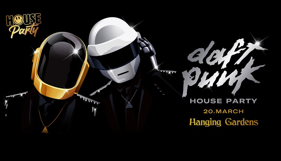 Daft Punk House Party