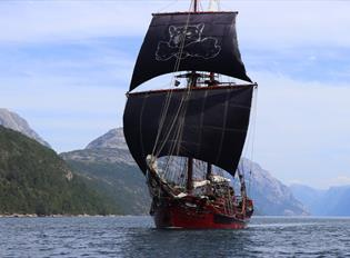 Tall Ship Atyla Experience - Plymouth to Bilbao