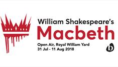 Shakespeare's Macbeth Open Air in the Secret Garden