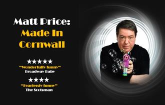 Matt Price presents 'Made In Cornwall'