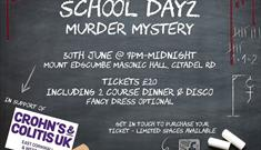 Murder Mystery charity evening