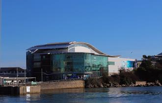 National Marine Aquarium - the UK's largest aquarium
