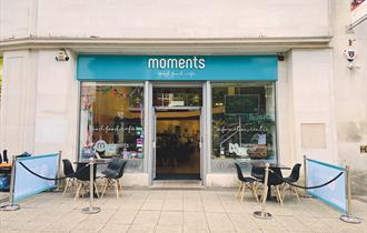 Moments Café and Community Hub