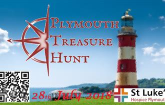 Plymouth Treasure Hunt 2018