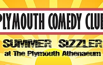 Plymouth Comedy Club 'Summer Sizzler'