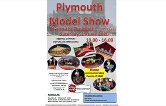 Plymouth Model Show