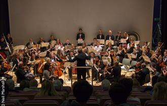 Plymouth University Orchestra Christmas Concert
