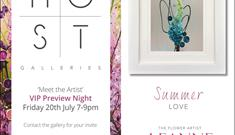 Leanne Christie 'Summer Love' Exhibiton