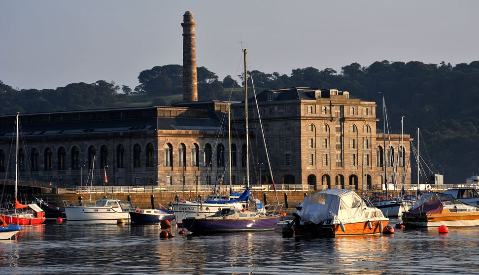 The Royal William Yard Wonder Walks