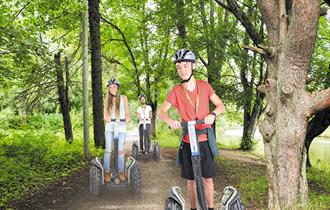 Adventure Segway