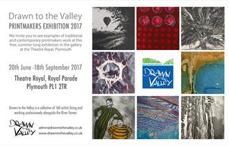 Drawn to the Valley Printmakers Exhibition