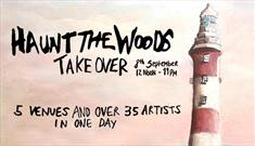Haunt the Woods Takeover