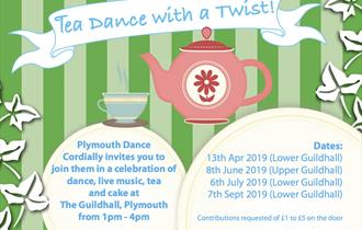 Tea Dance with a Twist!