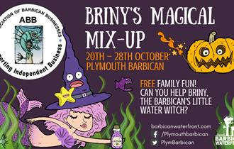 Halloween on Plymouth Barbican - Spooky October Half Term Fun