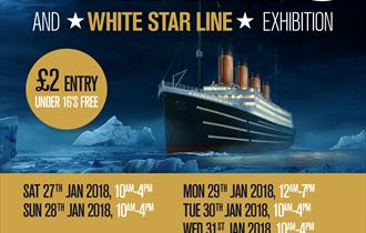 Plymouth's Titanic Exhibition 2018
