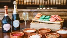 Macaroon Workshop with Laurent-Perrier