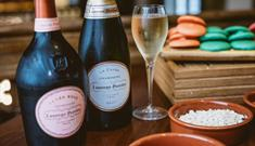 Macaroon Workshop paired with Laurent-Perrier
