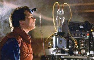 Open Air Cinema: Back to the Future at Royal William Yard