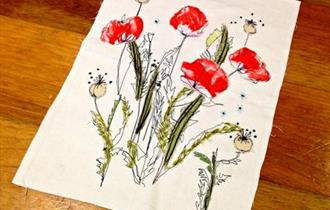 Free Motion Stitching - A Day To Create Workshop
