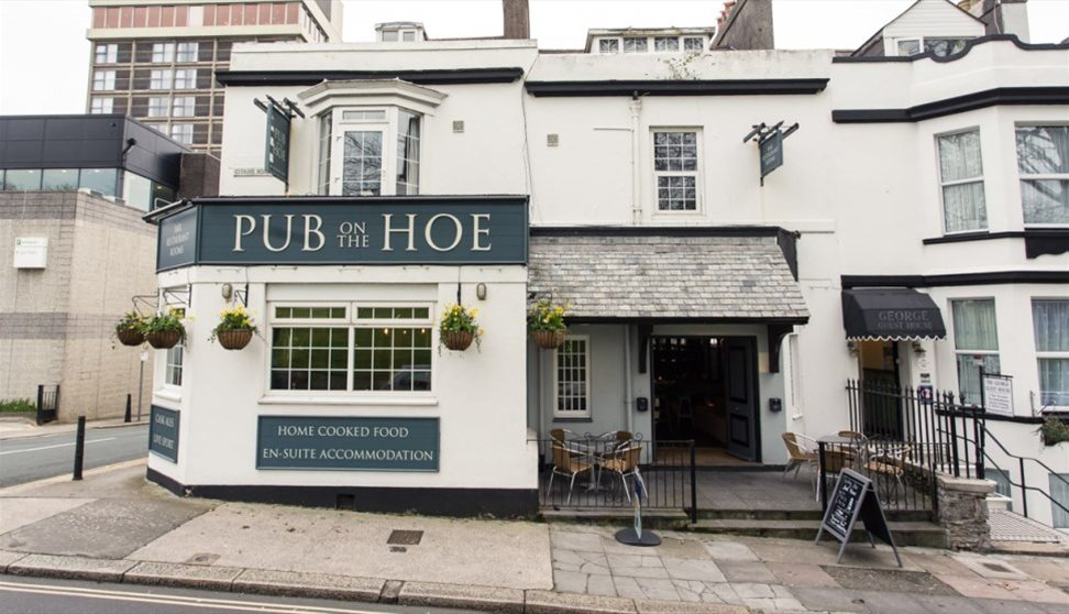 The Pub on The Hoe