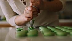 Christmas Macaroon Workshop