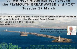Plymouth Breakwater Historical Tour