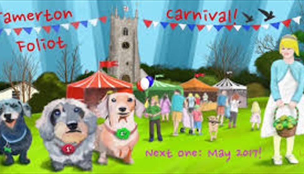 Tamerton Foliot May Carnival