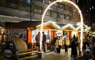 Plymouth Christmas Market