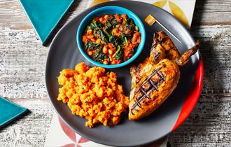 Nando's – The Barcode
