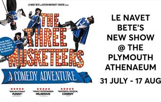 Le Navet Bete's The Three Musketeers