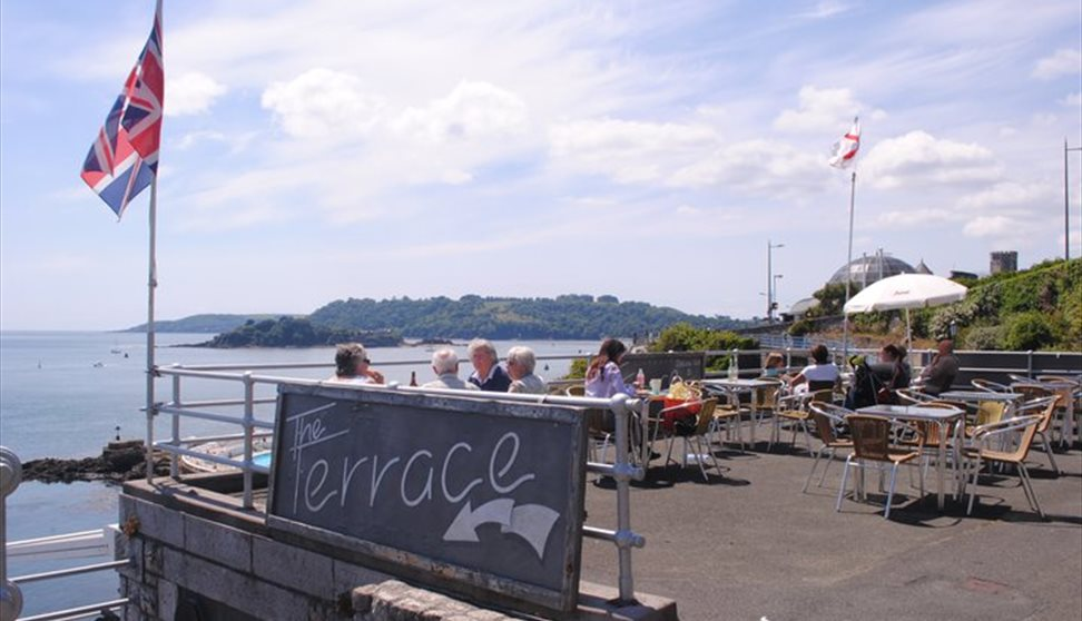 New Restaurant On Plymouth Hoe