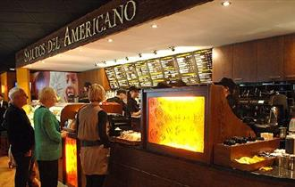 The Americano Coffee House