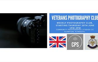 Veterans Weekly Free photographic sessions
