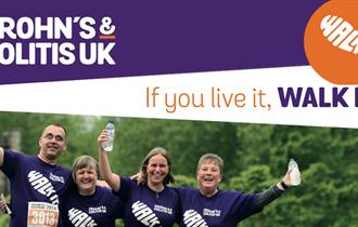 Plymouth WalkIT for Crohn's and Colitis UK